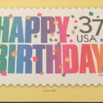 How Do You Feel When You Get a Physical Birthday Card?